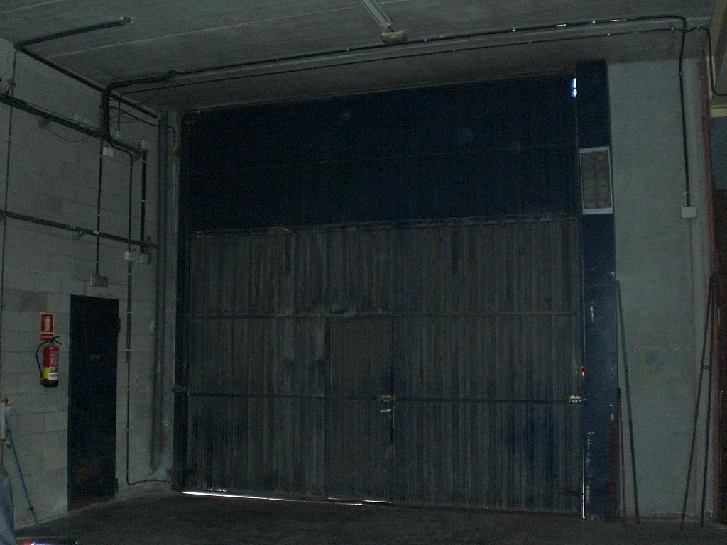 Detalles - Nave industrial en alquiler en calle Plasmica, Padró en Cornellà de Llobregat - 313874767