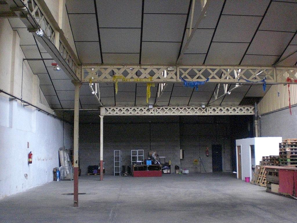 Planta baja - Nave industrial en alquiler en calle Plasmica, Padró en Cornellà de Llobregat - 313874824