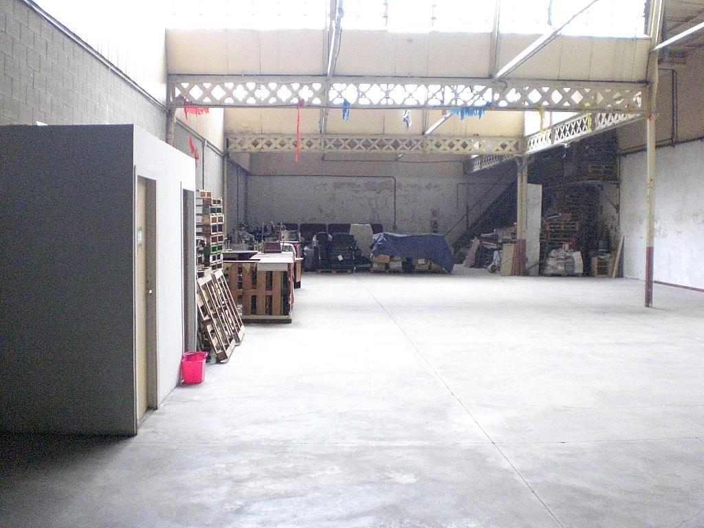 Planta baja - Nave industrial en alquiler en calle Plasmica, Padró en Cornellà de Llobregat - 313874825