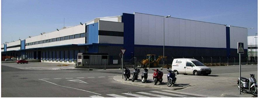 Fachada - Nave en alquiler en calle Número Tres, Zona Franca- Port en Barcelona - 316043975