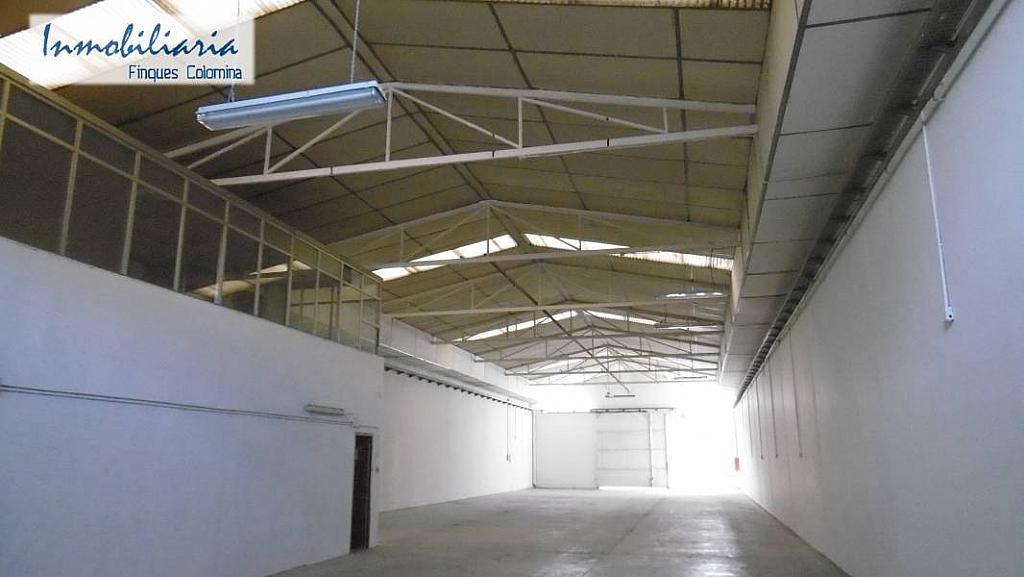Foto - Nave industrial en alquiler en calle Congost, Congost en Granollers - 345145578