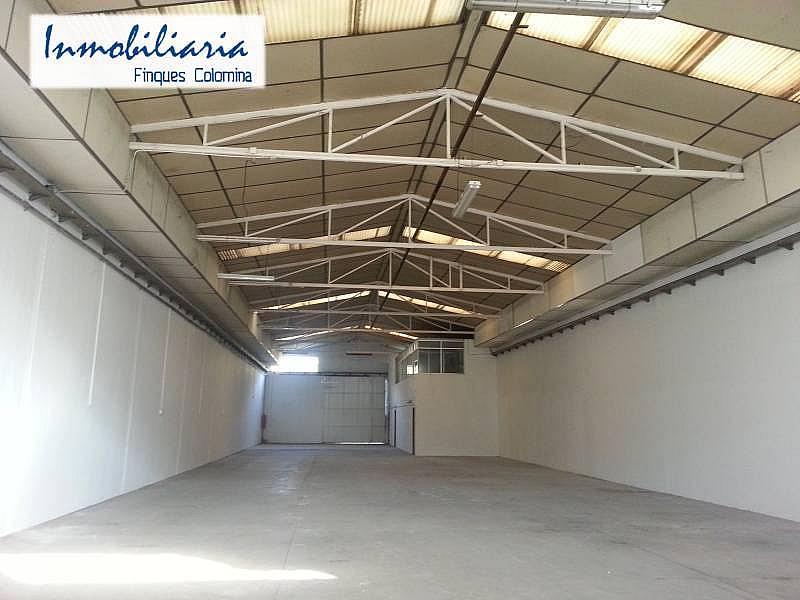 Foto - Nave industrial en alquiler en calle Congost, Congost en Granollers - 345145608