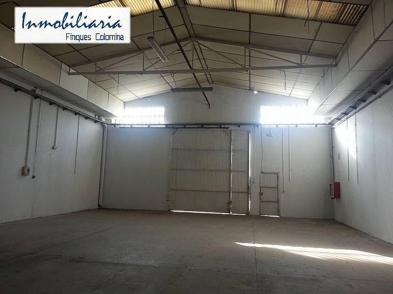 Foto - Nave industrial en alquiler en calle Congost, Congost en Granollers - 345145665