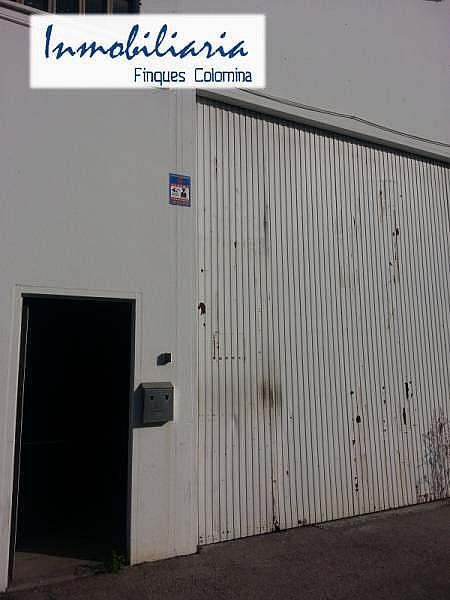 Foto - Nave industrial en alquiler en calle Congost, Congost en Granollers - 345145668