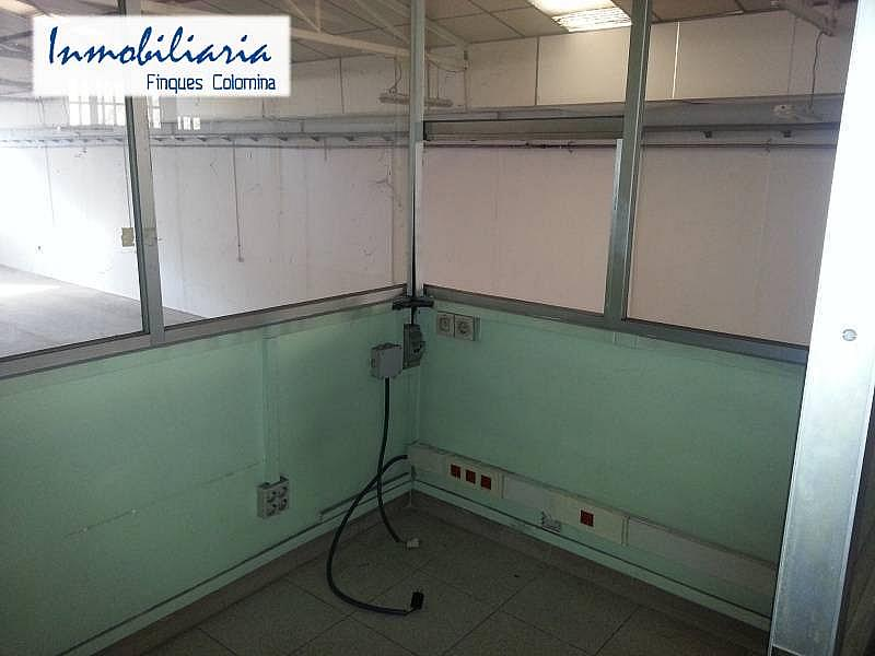 Foto - Nave industrial en alquiler en calle Congost, Congost en Granollers - 345145677