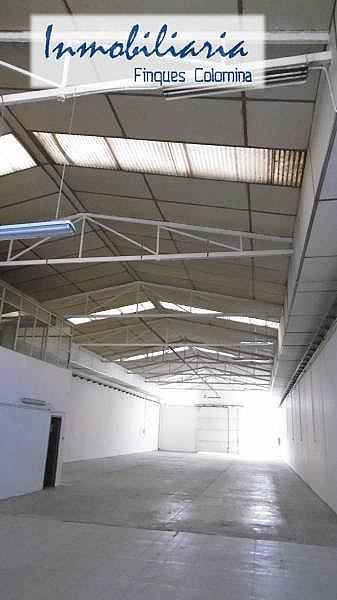 Foto - Nave industrial en alquiler en calle Congost, Congost en Granollers - 345145698