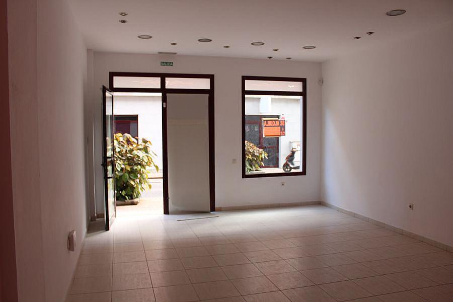 Foto - Local comercial en alquiler en calle Arucas Casco, Arucas - 323637121