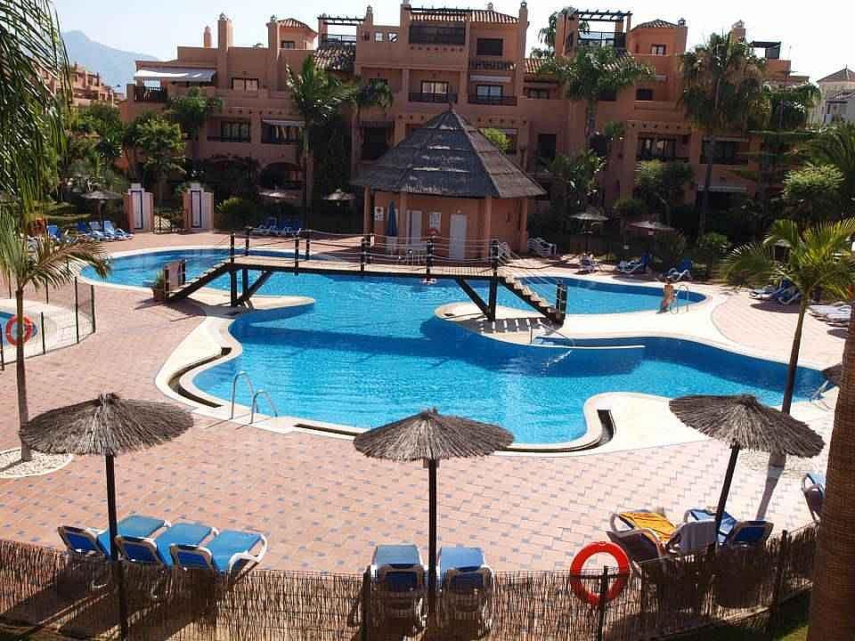 Piscina - Apartamento en alquiler en Estepona - 277703962