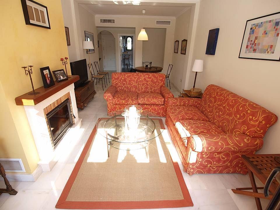 Comedor - Apartamento en alquiler en Estepona - 277703965