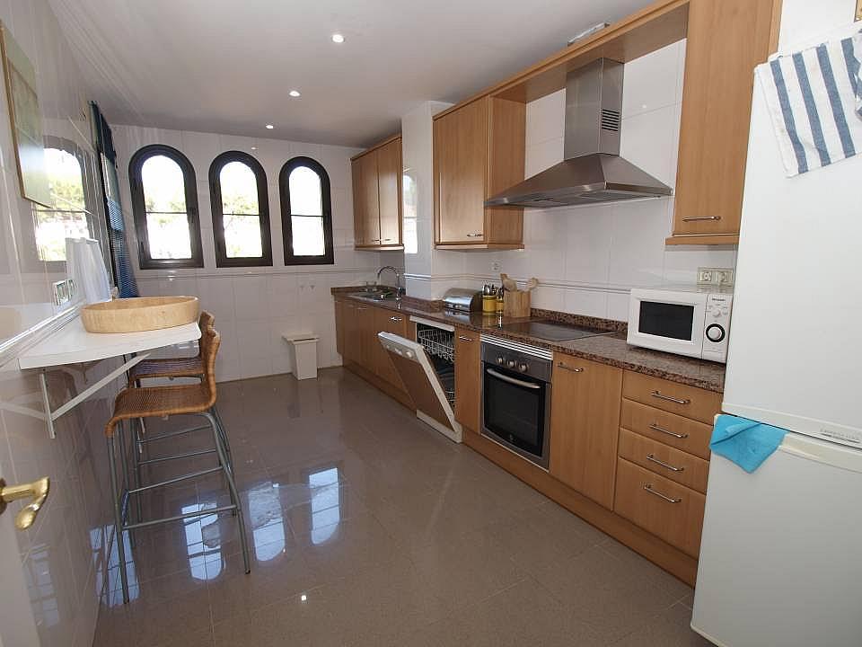 Cocina - Apartamento en alquiler en Estepona - 277703968
