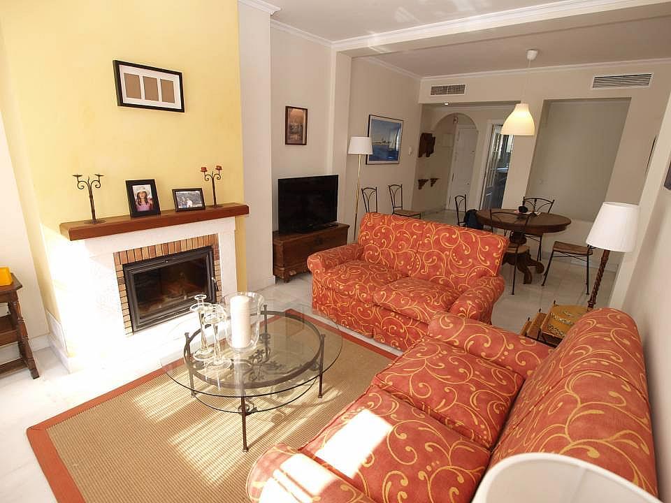 Comedor - Apartamento en alquiler en Estepona - 277703977