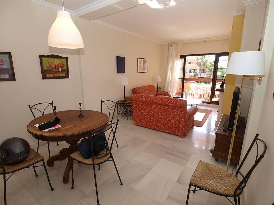 Comedor - Apartamento en alquiler en Estepona - 277703980