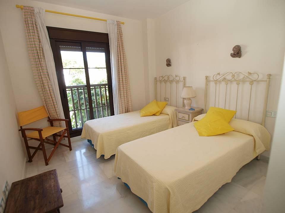 Dormitorio - Apartamento en alquiler en Estepona - 277703983