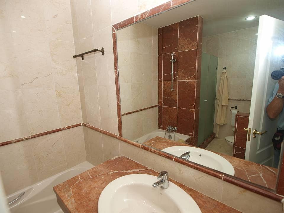Bano - Apartamento en alquiler en Estepona - 277703986