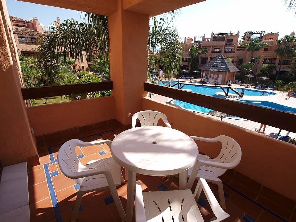 Terraza - Apartamento en alquiler en Estepona - 277703992