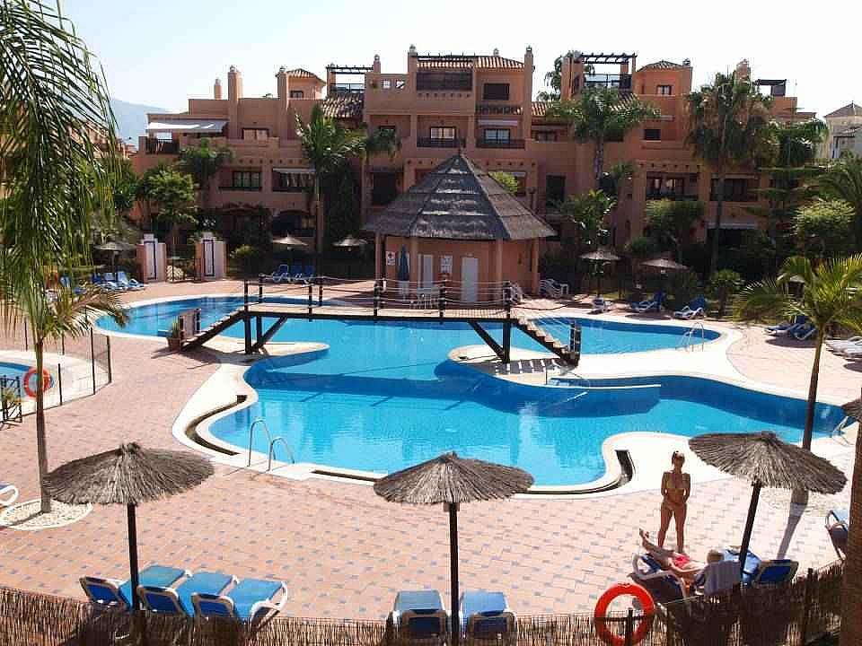 Piscina - Apartamento en alquiler en Estepona - 277704001