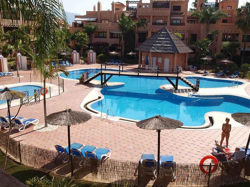 Piscina - Apartamento en alquiler en Estepona - 277704004