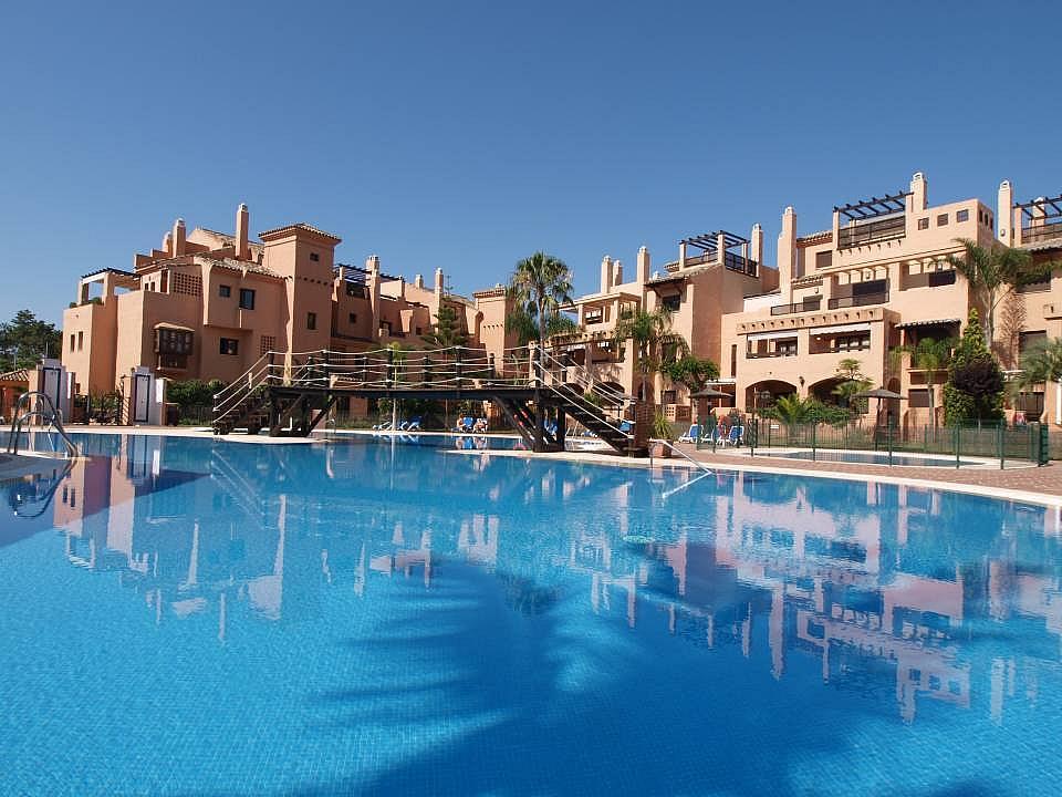 Piscina - Apartamento en alquiler en Estepona - 277704016