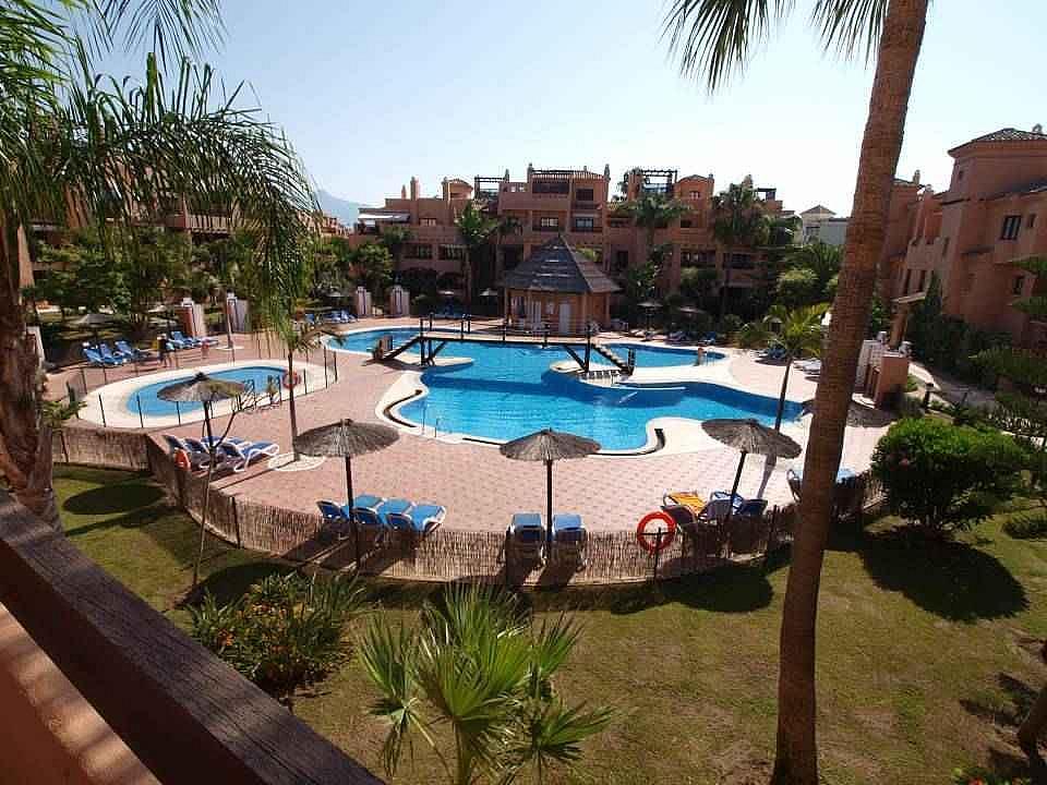 Piscina - Apartamento en alquiler en Estepona - 277704019