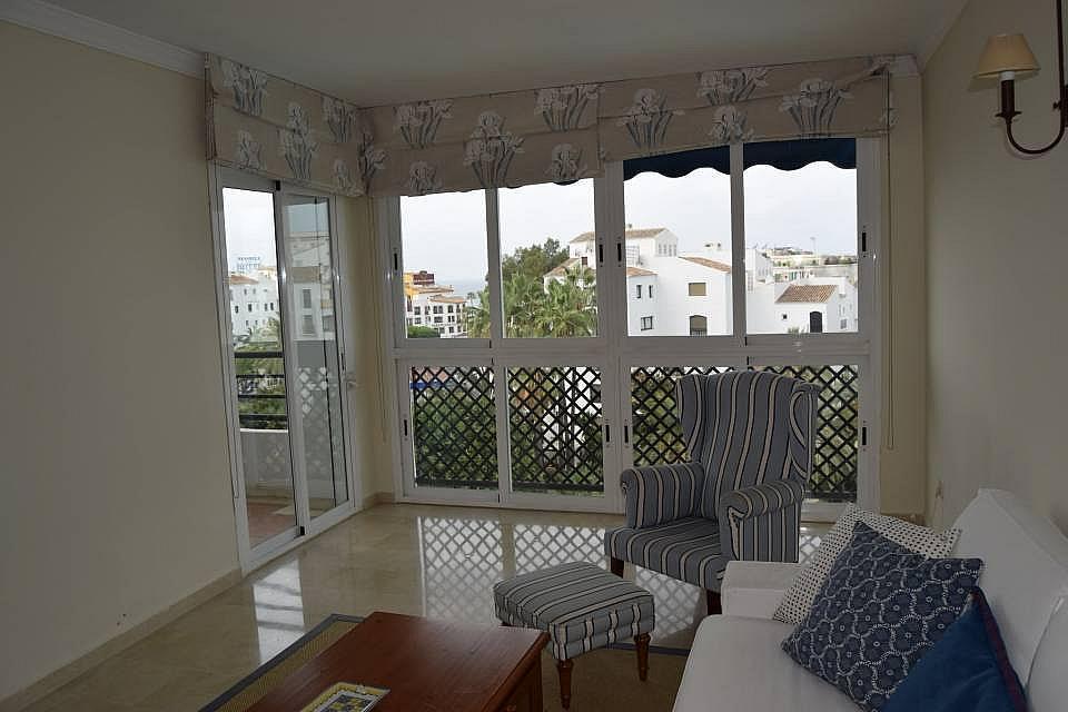 Salon - Apartamento en alquiler en Marbella - 277705213