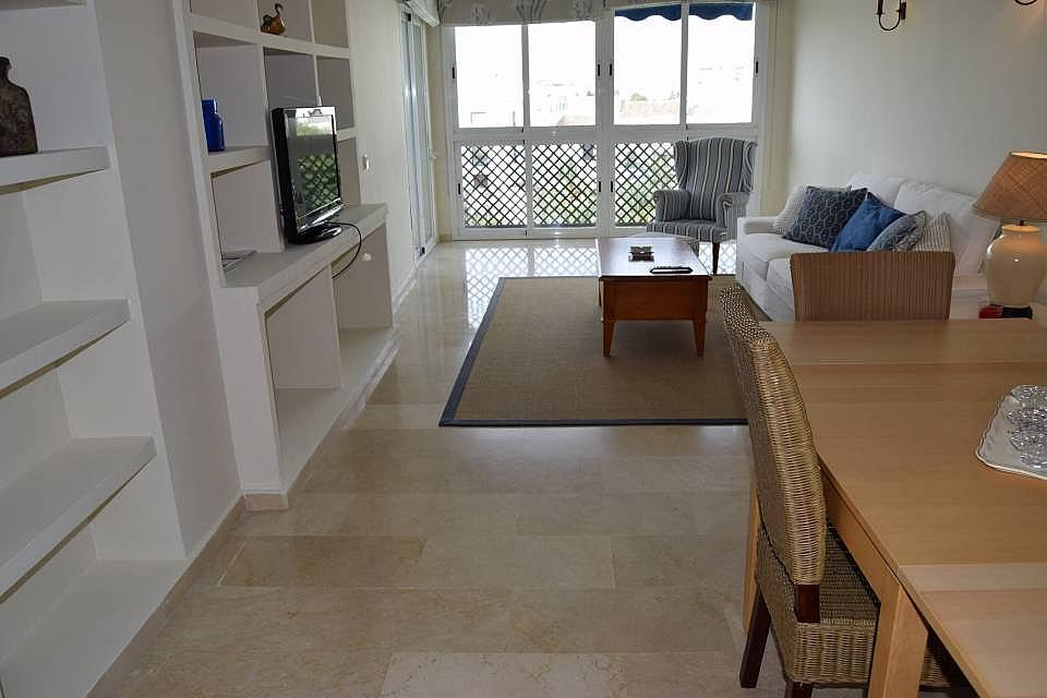 Salon - Apartamento en alquiler en Marbella - 277705216