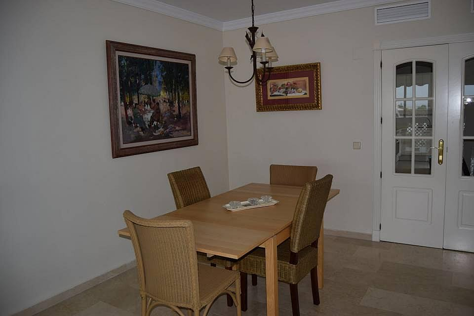 Comedor - Apartamento en alquiler en Marbella - 277705219