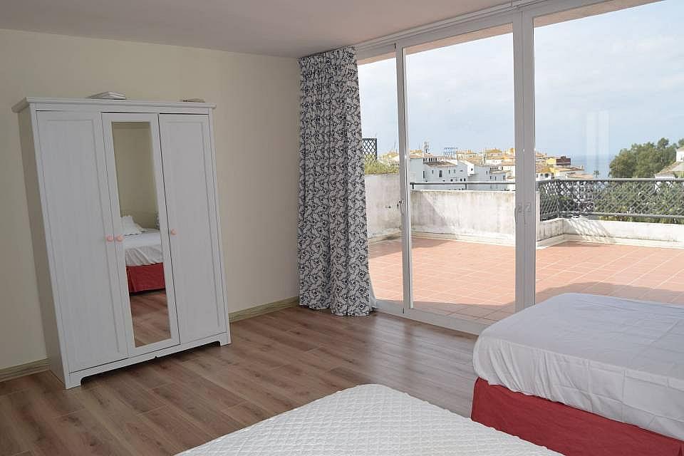 Dormitorio - Apartamento en alquiler en Marbella - 277705237