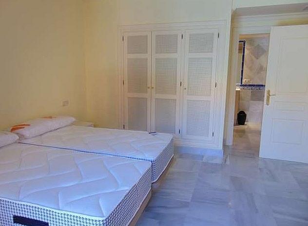 Dormitorio - Apartamento en alquiler en Benahavís - 277706524