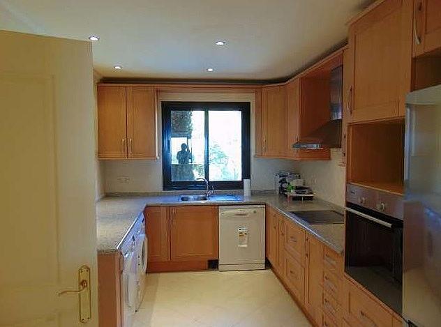 Cocina - Apartamento en alquiler en Benahavís - 277706530