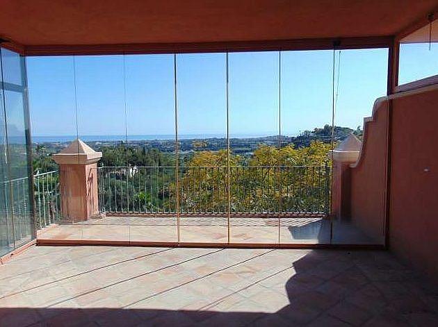 Terraza - Apartamento en alquiler en Benahavís - 277706533
