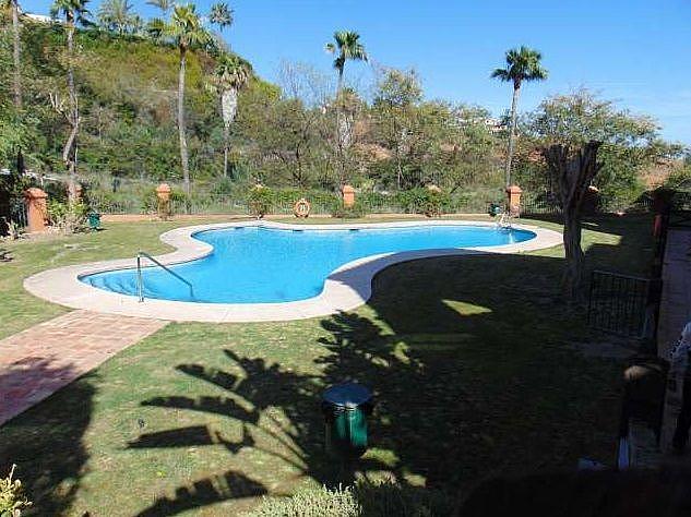 Piscina - Apartamento en alquiler en Benahavís - 277706536
