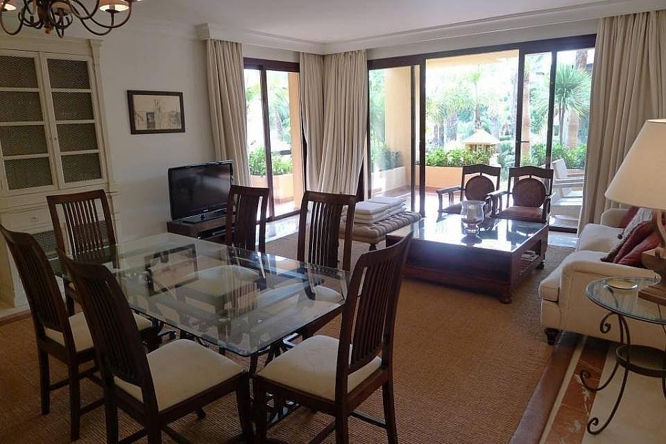 Salon - Apartamento en alquiler en Marbella - 277706890
