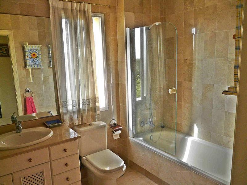 Bano - Dúplex en alquiler en Nagüeles Alto en Marbella - 277707868