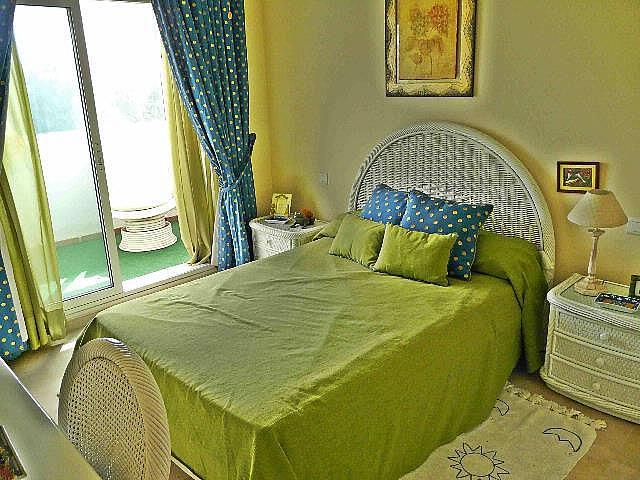 Dormitorio - Dúplex en alquiler en Nagüeles Alto en Marbella - 277707871
