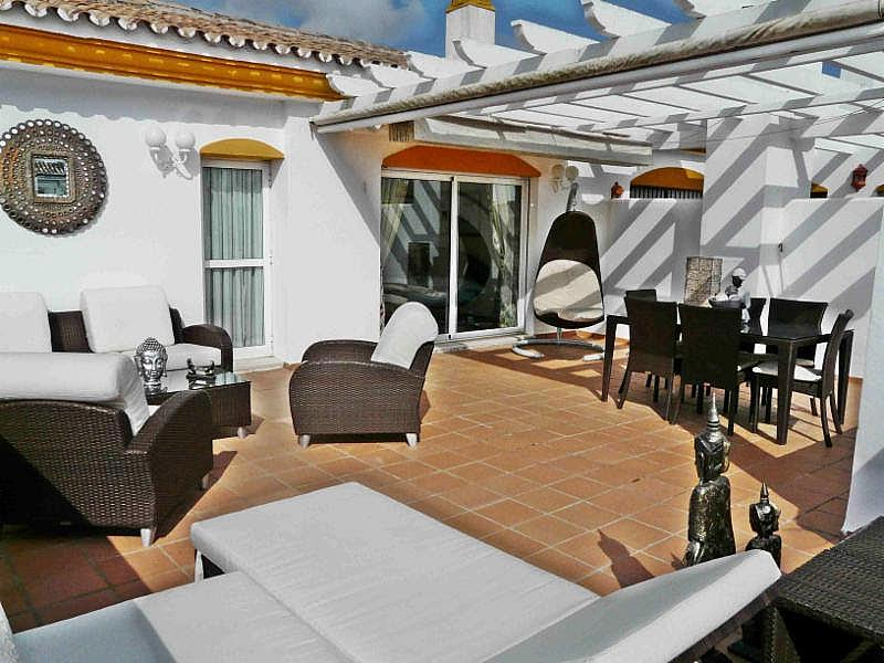 Terraza - Dúplex en alquiler en Nagüeles Alto en Marbella - 277707880