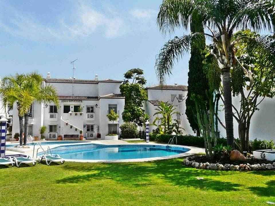Piscina - Dúplex en alquiler en Nagüeles Alto en Marbella - 277707883