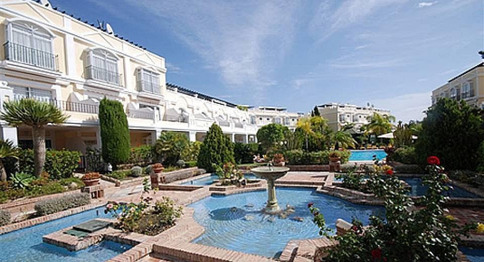 Zonascomunes - Piso en alquiler en Nueva Andalucía-Centro en Marbella - 277707886