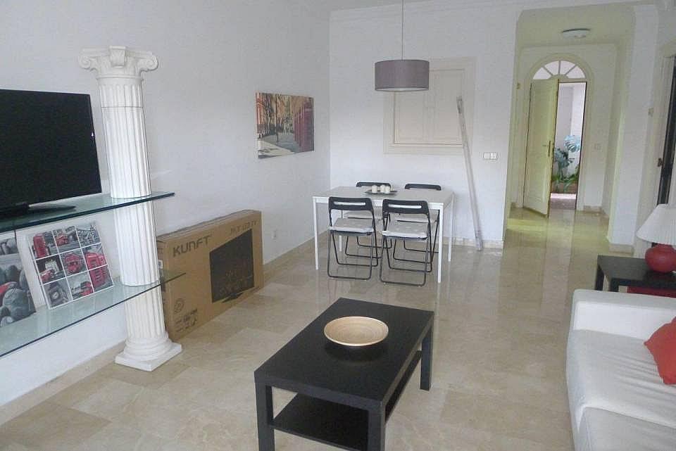 Salon - Piso en alquiler en Nueva Andalucía-Centro en Marbella - 277707958