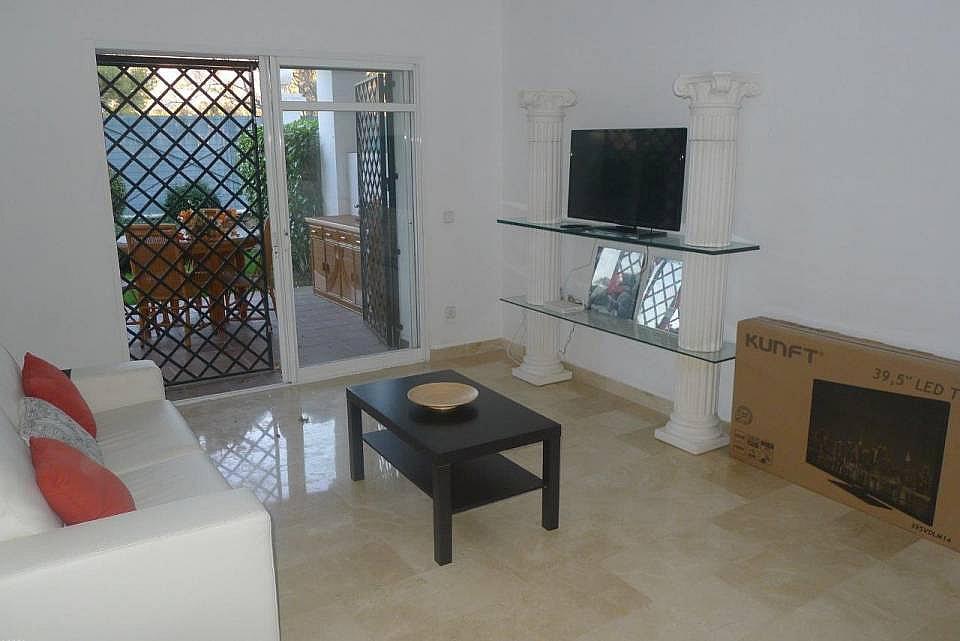 Salon - Piso en alquiler en Nueva Andalucía-Centro en Marbella - 277707961