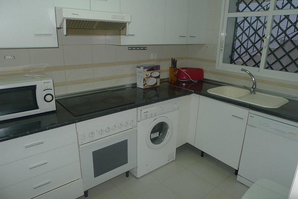 Cocina - Piso en alquiler en Nueva Andalucía-Centro en Marbella - 277707976