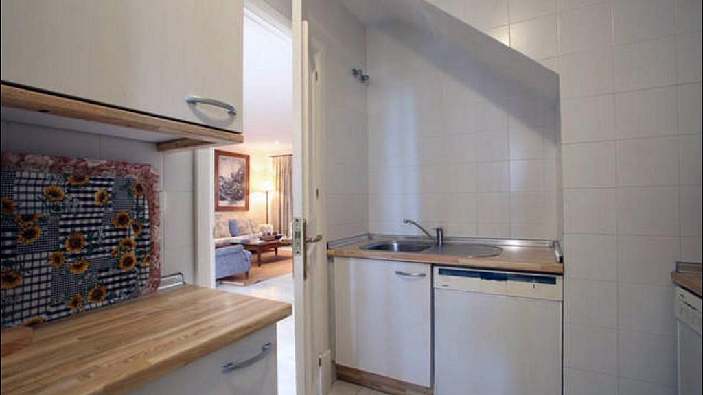 Cocina - Dúplex en alquiler en Marbella - 277708123