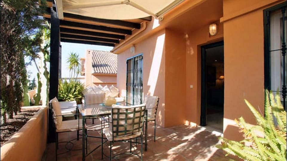 Terraza - Dúplex en alquiler en Marbella - 277708168