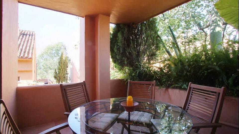 Terraza - Dúplex en alquiler en Marbella - 277708171