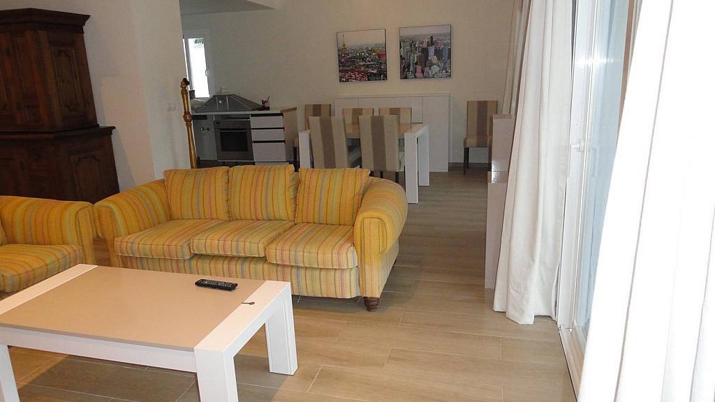 Salon - Chalet en alquiler en Marbella - 277708675