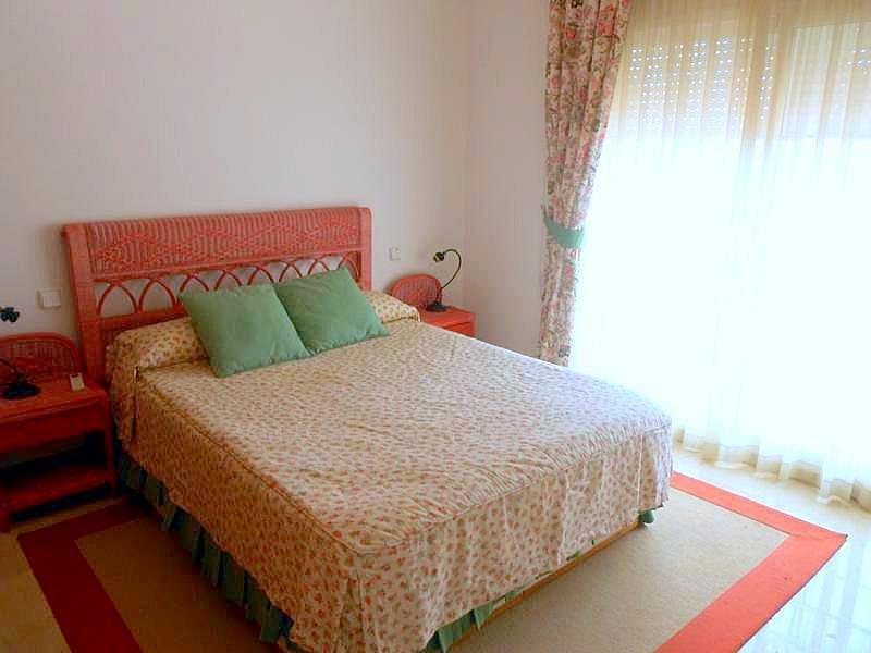 Dormitorio - Chalet en alquiler en Benahavís - 277708963