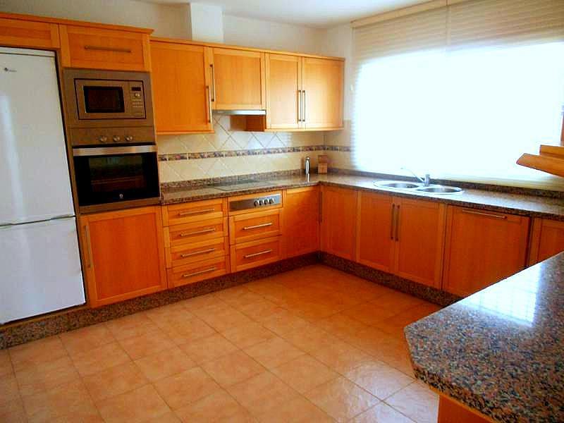 Cocina - Chalet en alquiler en Benahavís - 277708981