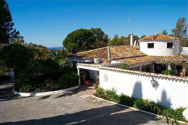 Exterior - Casa en alquiler en Marbella - 277709092