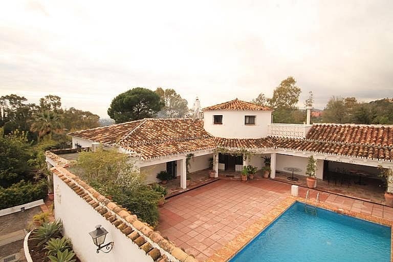 Piscina - Casa en alquiler en Marbella - 277709095