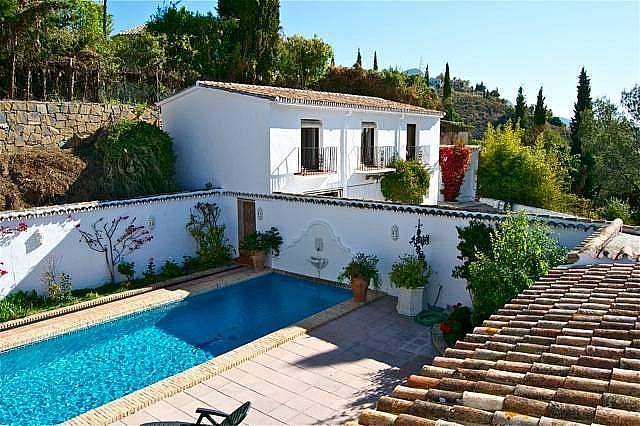 Piscina - Casa en alquiler en Marbella - 277709101