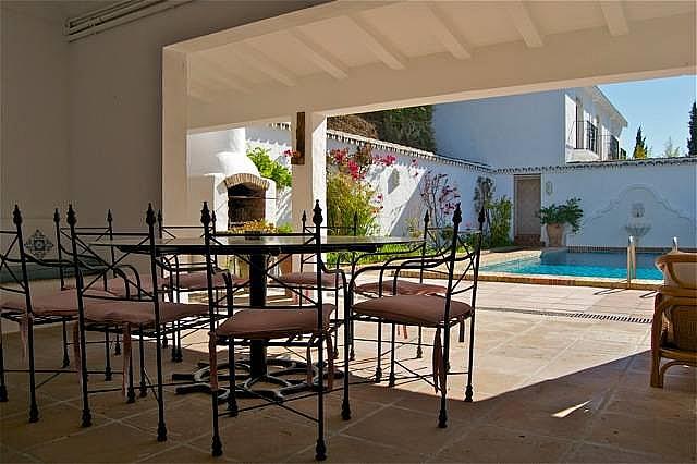 Terraza - Casa en alquiler en Marbella - 277709107